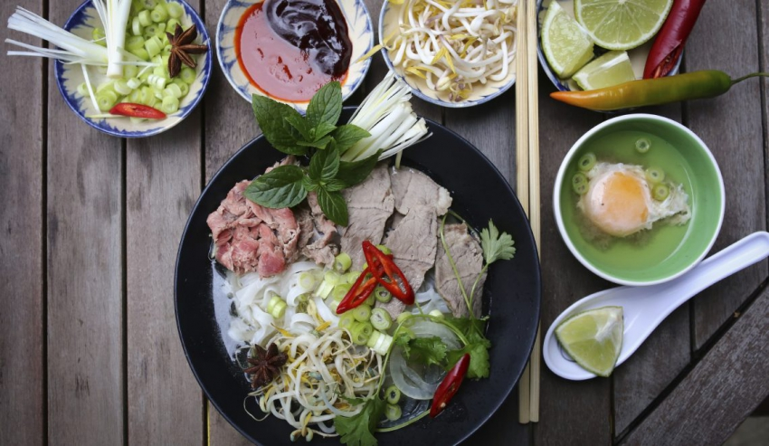 Hanoi's 5 Best Street Foods and Where to Find Them